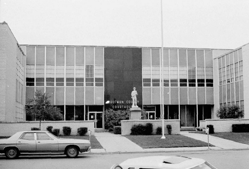 Kaufman (TX) United States  City new picture : Texas County Courthouses
